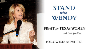 While shit goes down in Texas, Regressive Parenting stands with Wendy