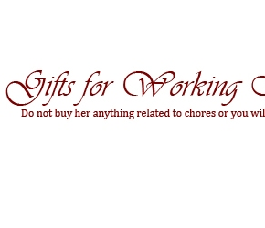 Holiday Giving: Top 10 Gifts for the WorkingMom